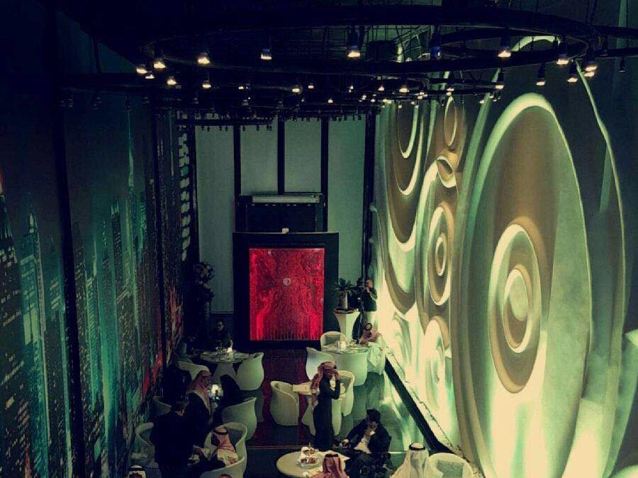 افتتاح مقهي نفوس لاونج (9)