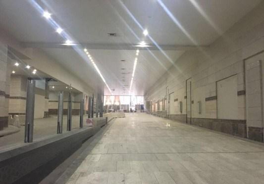 افتتاح نفق شمال الحرم