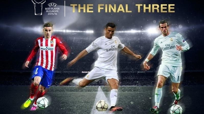 افضل لاعب في اوروبا