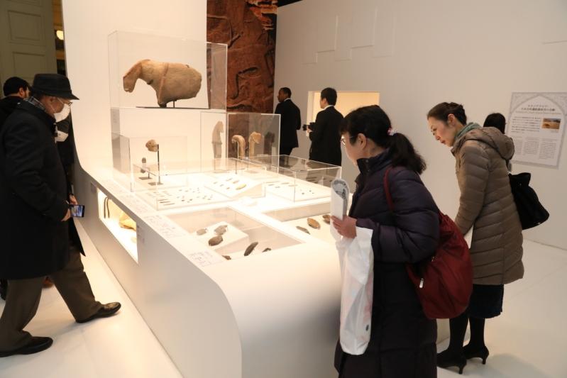 زوار معرض روائع آثار المملكة بطوكيو: لم نكن نعلم أن حضارتكم بهذا التطور والرقي