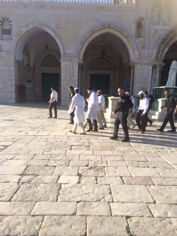اقتحام-المسجد-الاقصي