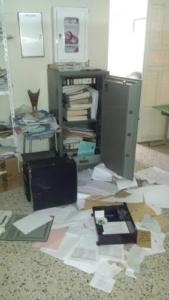 اقتحام مدرسة في الطائف وسرقة أموالها (1) 