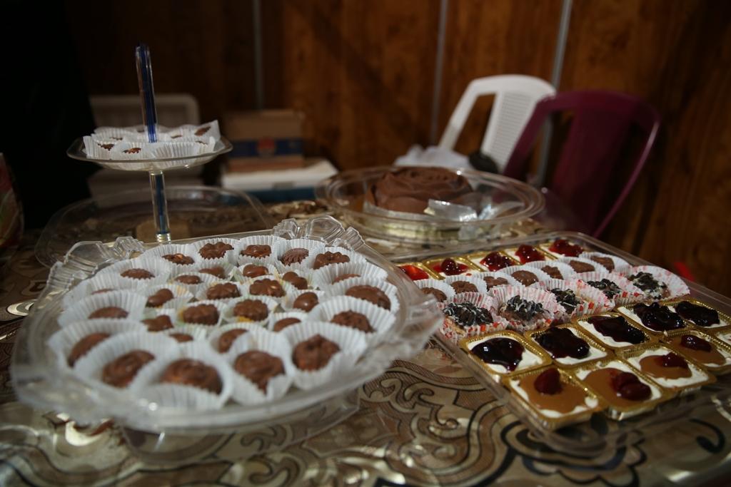 اكبر سوق سعودي للأسر المنتجة بمهرجان الزيتون بالجوف (6)
