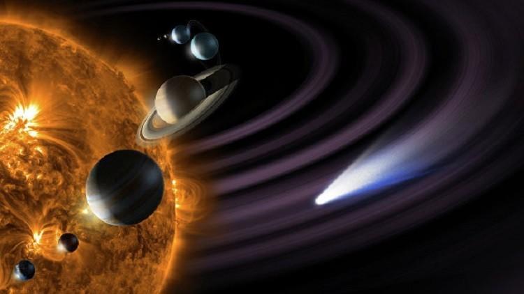 اكتشاف جسم فضائي غامض وراء نبتون