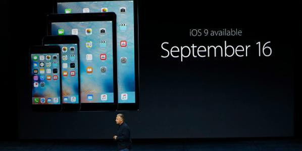 الأجهزة-المحمولة iOS