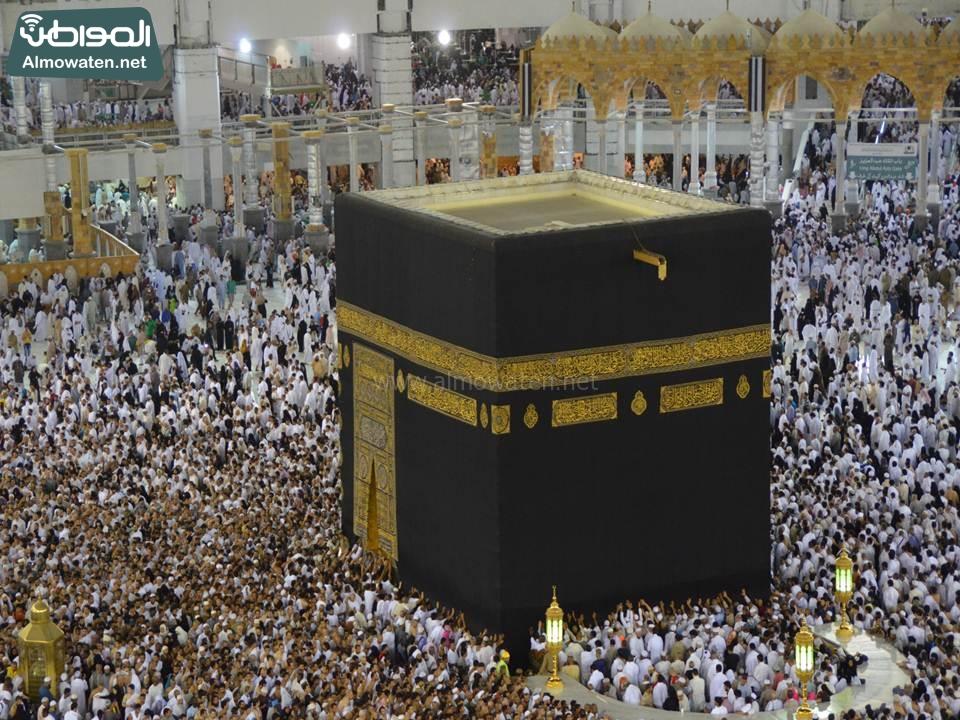 الأجواء الإيمانية بالحرم المكي في رمضان (1)