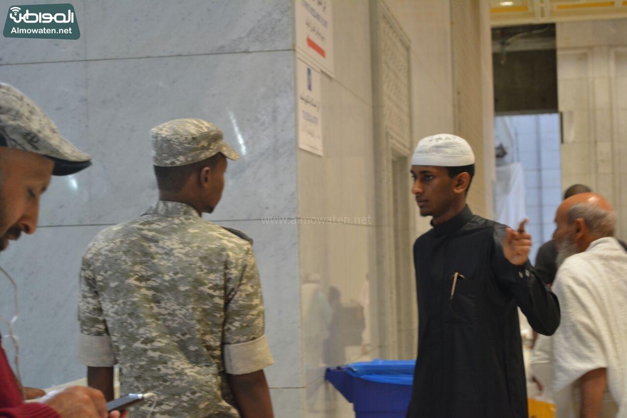 الأجواء الإيمانية بالحرم المكي في رمضان (10)