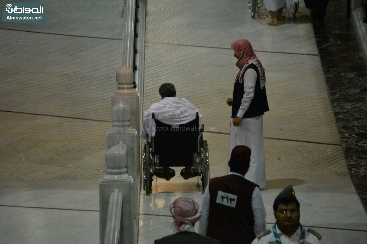 الأجواء الإيمانية بالحرم المكي في رمضان (13)