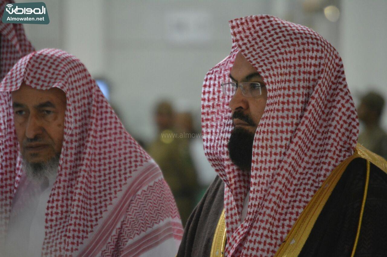 الأجواء الإيمانية بالحرم المكي في رمضان (16)
