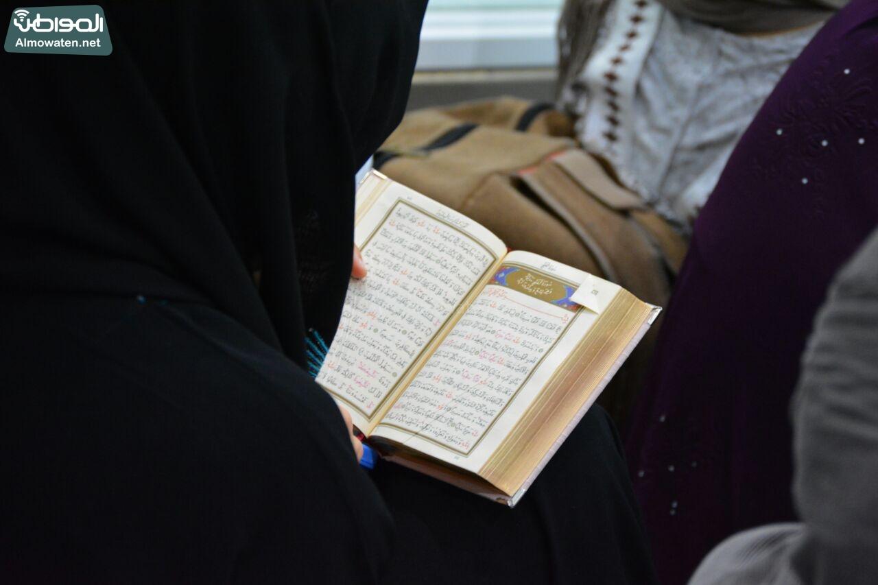 الأجواء الإيمانية بالحرم المكي في رمضان (17)