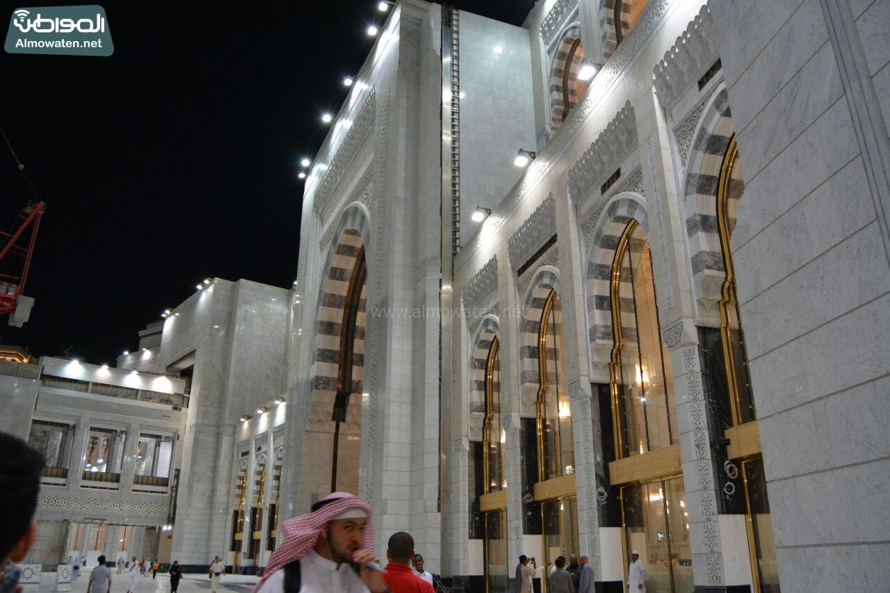 الأجواء الإيمانية بالحرم المكي في رمضان (19)