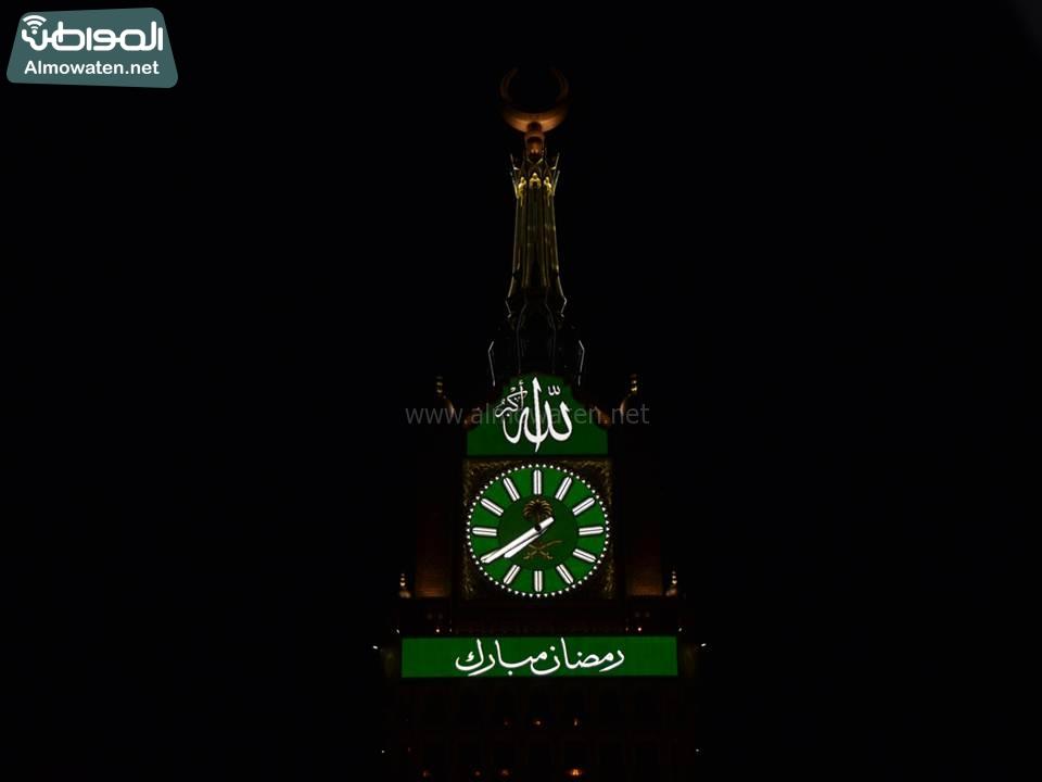 الأجواء الإيمانية بالحرم المكي في رمضان (4)