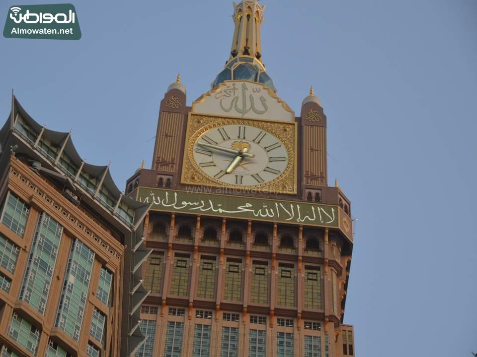 الأجواء الإيمانية بالحرم المكي في رمضان (5)