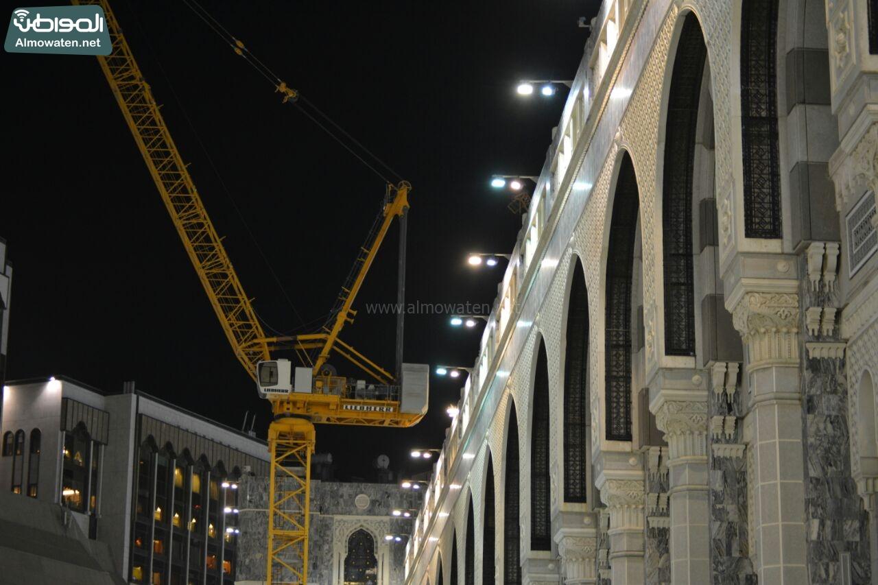 الأجواء الإيمانية بالحرم المكي في رمضان (7)