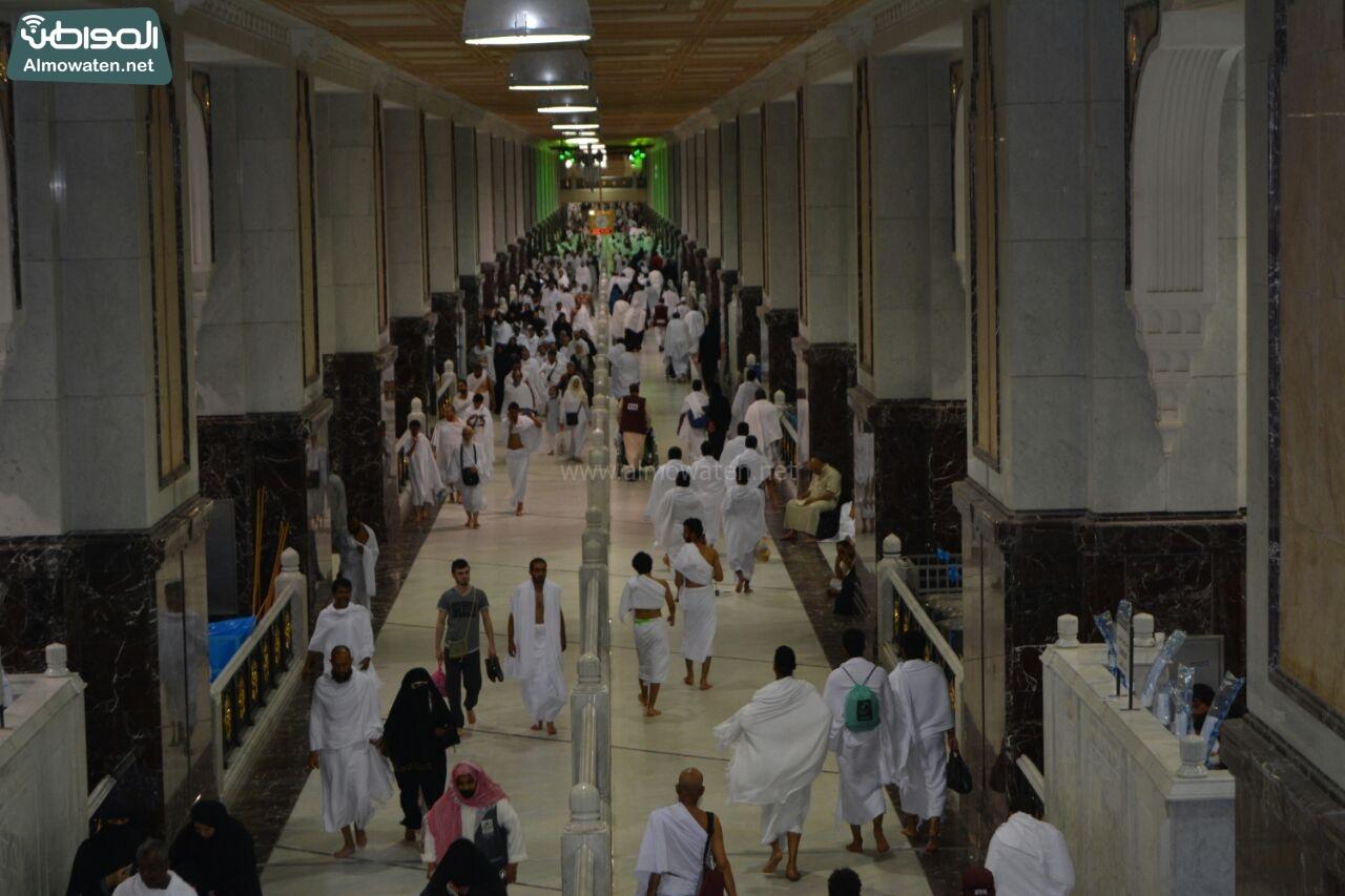 الأجواء الإيمانية بالحرم المكي في رمضان (9)
