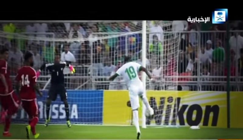 الأخضر كأس العالم