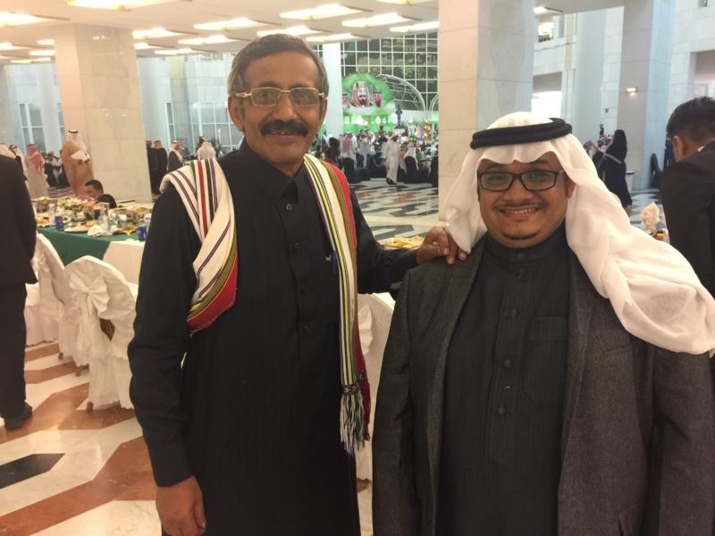 الأدباء السعوديين