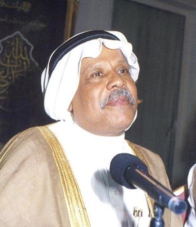 الأديب احمد البدلي