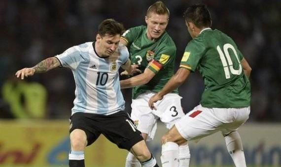 الأرجنتين  وبوليفيا