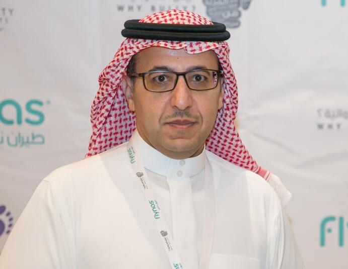 الأستاذ بندر بن عبدالرحمن المهنا، الرئيس التنفيذي لشركة ناس القابضة