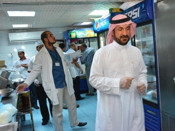 الأستاذ محمد بن حمود الشايع الحملة الثانية للصحة العامة