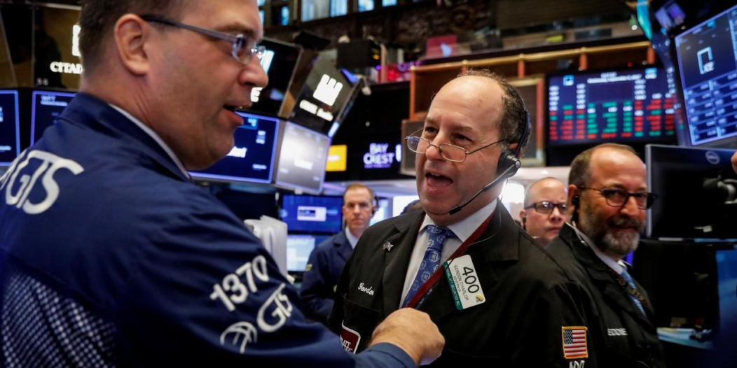 الأسهم الأمريكية تقفز في أعقاب تقرير الوظائف