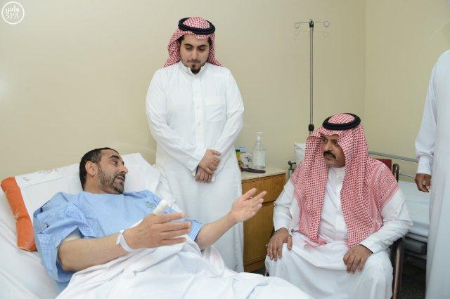أمير حائل ونائبه يتابعان القبض على الداعشي قاتل ابن عمه - المواطن