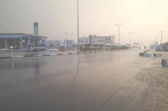 """الأمطار تقطع التيار 6 ساعات.. و""""الكهرباء"""" تعتذر لمشتركيها بعسير - المواطن"""
