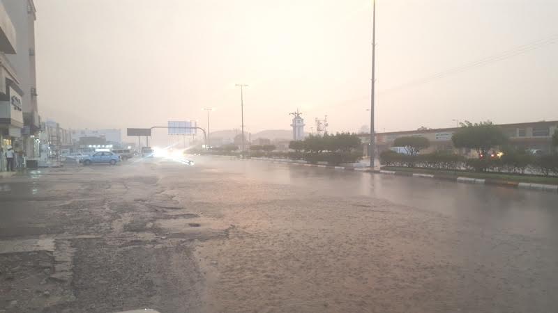 الأمطار تقطع التيار 6 ساعات   (102860365) 