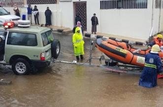 الأمطار تكشف فساد الماضي بعد غرق أحياء ابها وخميس مشيط 11