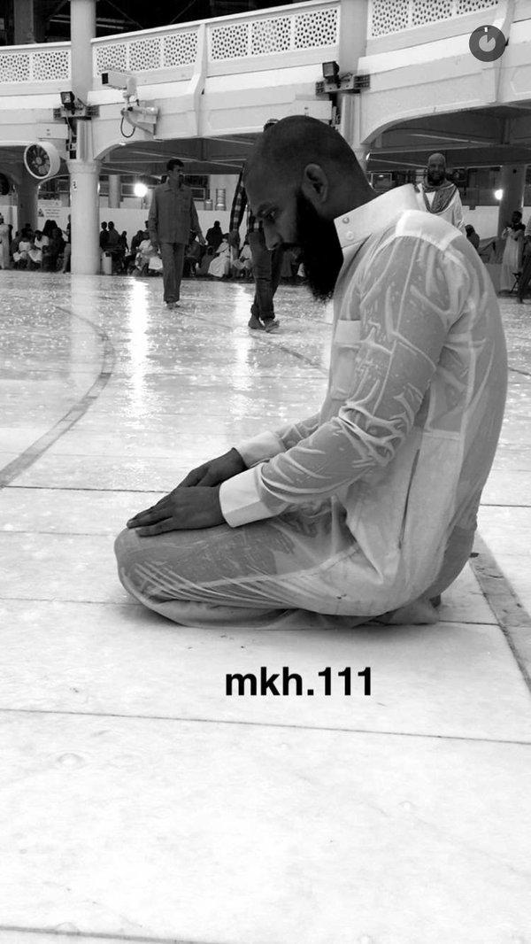 الأمطار على مهبط الوحي وقبلة المسلمين (2)