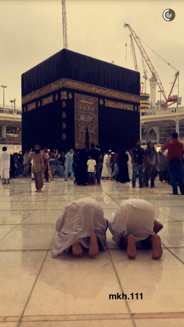 الأمطار على مهبط الوحي وقبلة المسلمين (3)