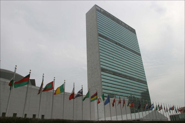 الأمم المتحدة تدين محاولة الحوثي استهداف الرياض