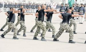 فتح باب القبول والتسجيل للدورات العسكرية بالأمن العام