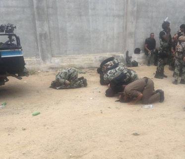 الأمن ينهي حصار الدواعش في مكة بـصلاة الجماعة (1) 