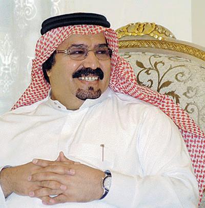 الأمير بندر بن محمد بن سعود الكبير