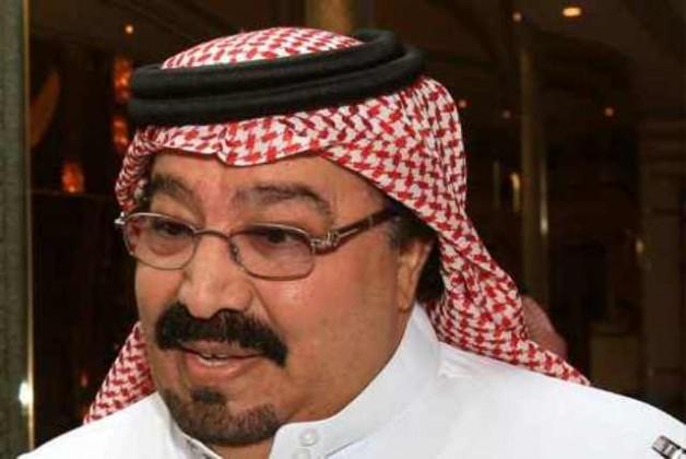 الأمير بندر بن محمد بن عبدالرحمن رئيس مجلس الشرف بنادي الهلال السعودي