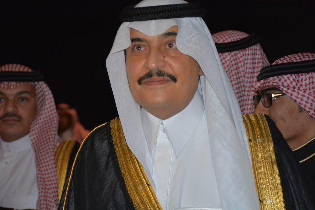 الأمير خالد الفيصل يفتتح معرض الفهد.. روح القيادة (1)