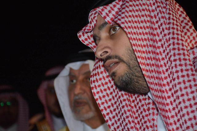 الأمير خالد الفيصل يفتتح معرض الفهد.. روح القيادة (14)