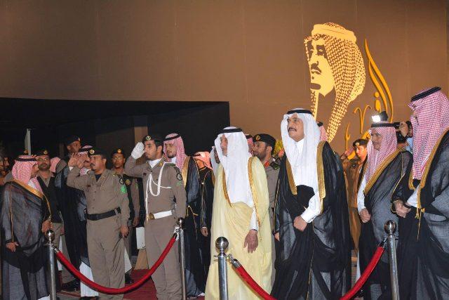 الأمير خالد الفيصل يفتتح معرض الفهد.. روح القيادة (20)