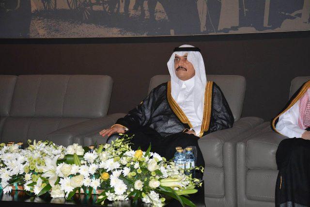 الأمير خالد الفيصل يفتتح معرض الفهد.. روح القيادة (3)