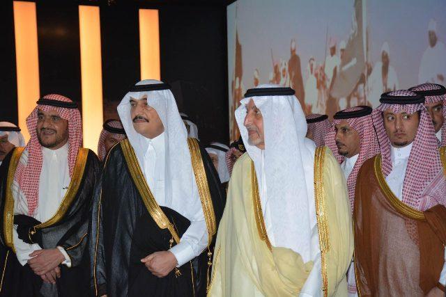 الأمير خالد الفيصل يفتتح معرض الفهد.. روح القيادة (4)