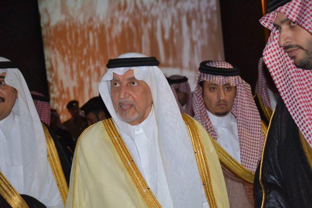 الأمير خالد الفيصل يفتتح معرض الفهد.. روح القيادة (6)