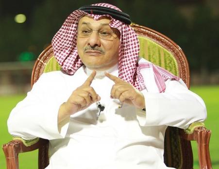 الأمير خالد بن سعد