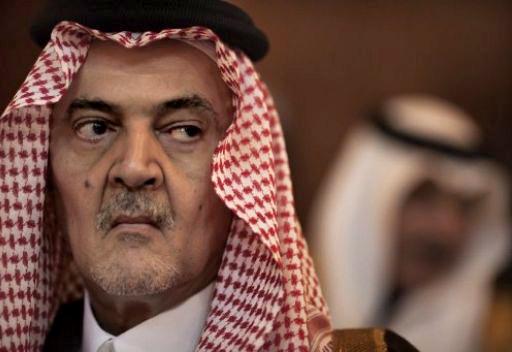 الأمير سعود الفيصل وزير الخارجية