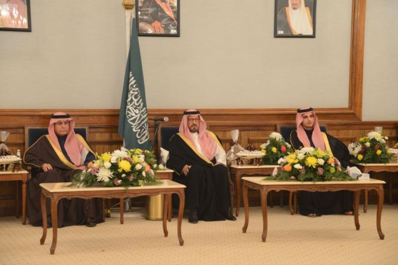 الأمير سعود بن عبدالمحسن يدشن المرحلة الثانية لمطار حائل المحوري