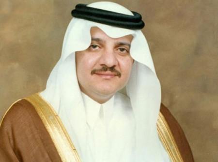الأمير سعود بن نايف بن عبدالعزيز أمير المنطقة الشرقية