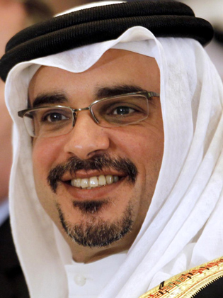 الأمير سلمان بن حمد آل خليفة