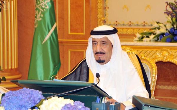 الأمير سلمان بن عبدالعزيز آل سعود ولي العهد مجلس الوزراء