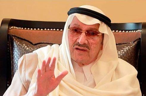 الديوان الملكي : وفاة الأمير طلال بن عبدالعزيز والصلاة عليه غداً - المواطن